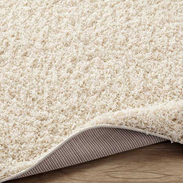 Sweet Home Cozy Shag Collection Solid-color Shag Runner Rug - 2' x 5'